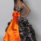 Camo Grad Dress Images Pictures