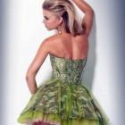Camo Grad Dresses Pictures