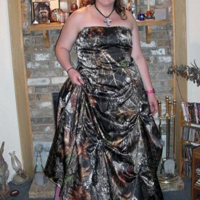 Camo Prom Dresses 2013 Patterns Pictures
