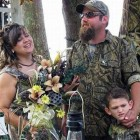 Camouflage Wedding Dresses Women Pictures