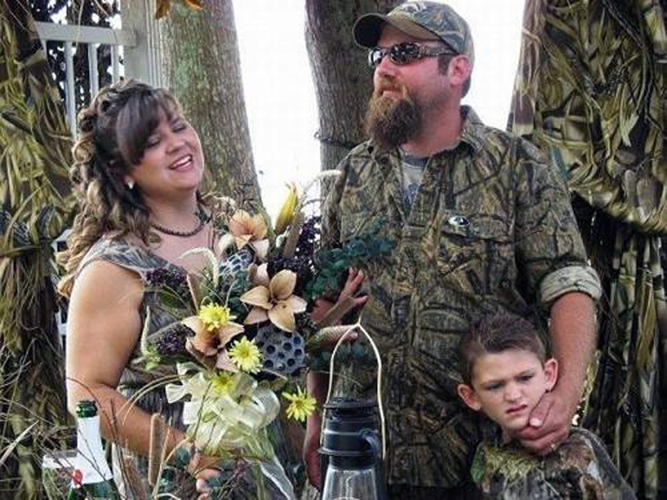 Camouflage Wedding Dresses Women