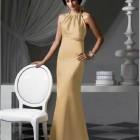 Caramel Mermaid Dresses 2013 Pictures