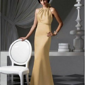 Caramel Mermaid Dresses 2013 Pictures