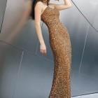 Caramel Mermaid Dresses Options Pictures