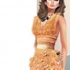 Caramel Mermaid Dresses Picture Pictures