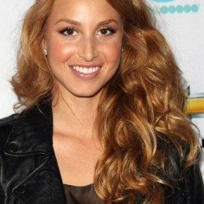 Caramel Red Hair Color Samples Pictures