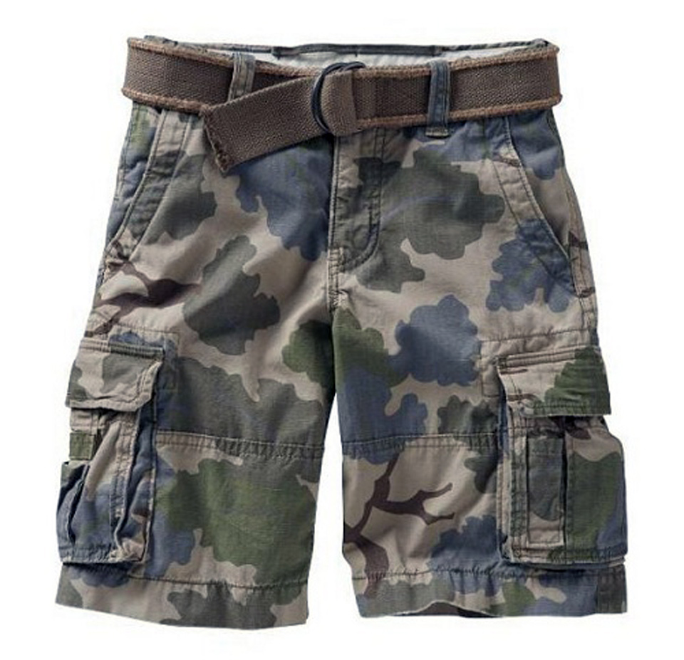 Cargo Shorts For Boys Size 14