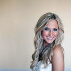 Casual Beach Wedding Hairstyles For Bride Pictures