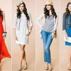 Casual Summer Dresses With Sleeves Pictures