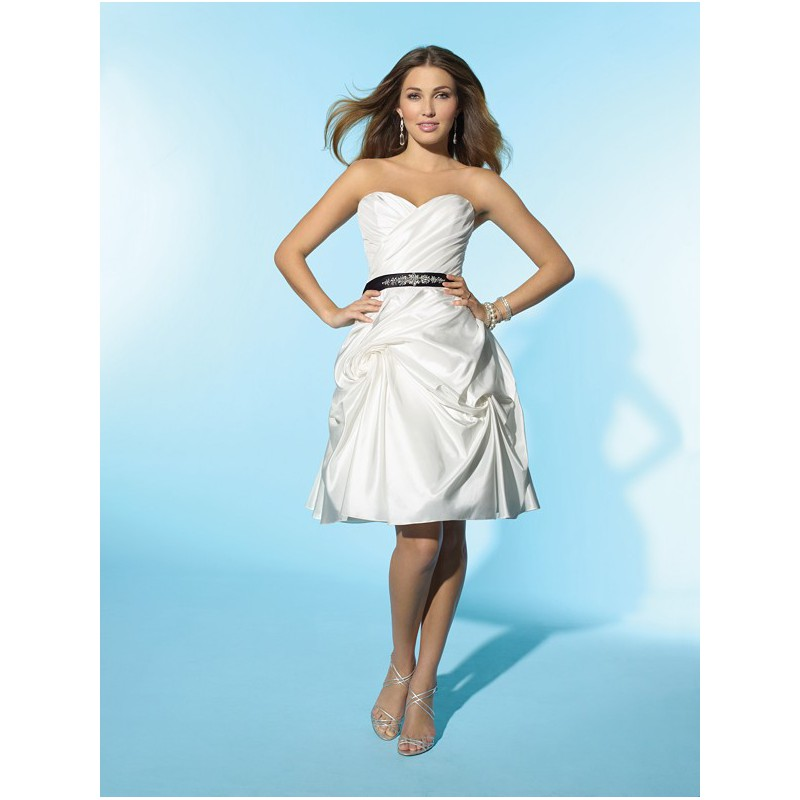 casual dresses for wedding casual wedding dresses strapless sweetheart ruffles 2500
