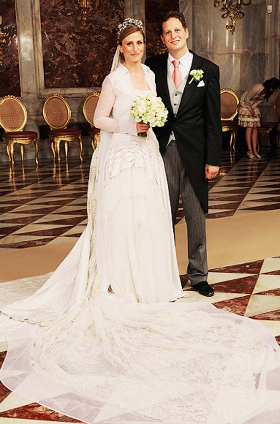 Celebrity Wedding Dresses, 2012 Famous Celebrity Wedding Gowns ...
