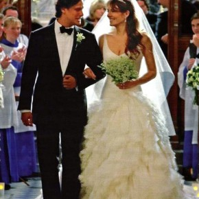 Celebrity Wedding Dresses, Wedding Flower