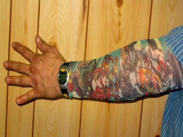 Chic Fake Tattoo For Hand Inofashionstylecom