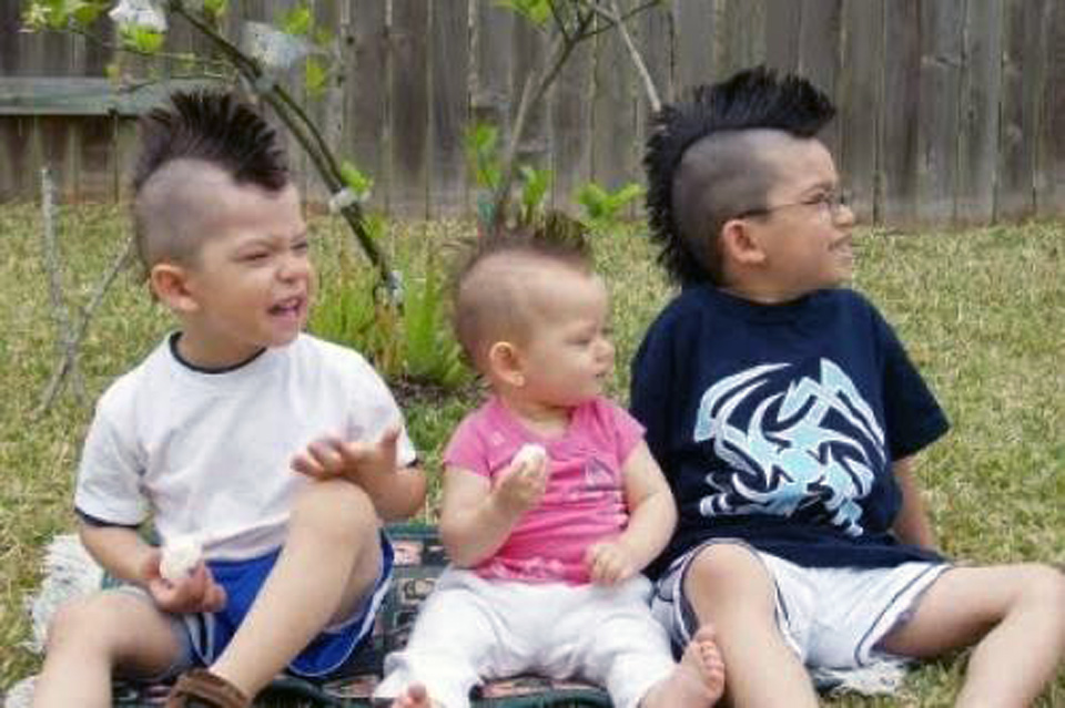 Childrens Mohawk Hairstyles Ideas