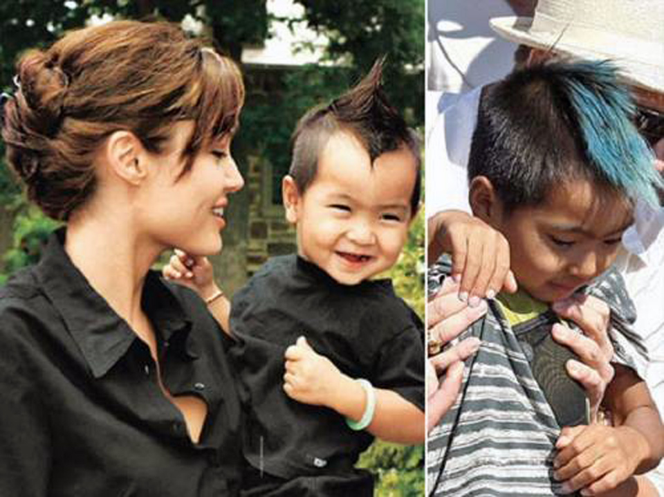Childrens Mohawk Hairstyles Styles