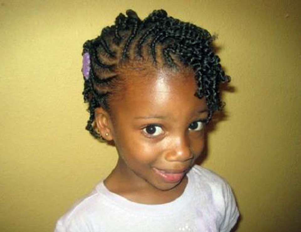 Childrens Short Curly Hairstyles Images