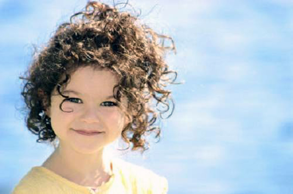 Childrens Short Curly Hairstyles With Bangs