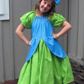 Cinderella Dress Girls Images Pictures