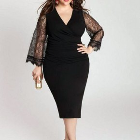 Cocktail Dresses Plus Size Cheap Pictures