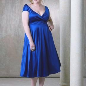 Cocktail Dresses Plus Size Women Pictures