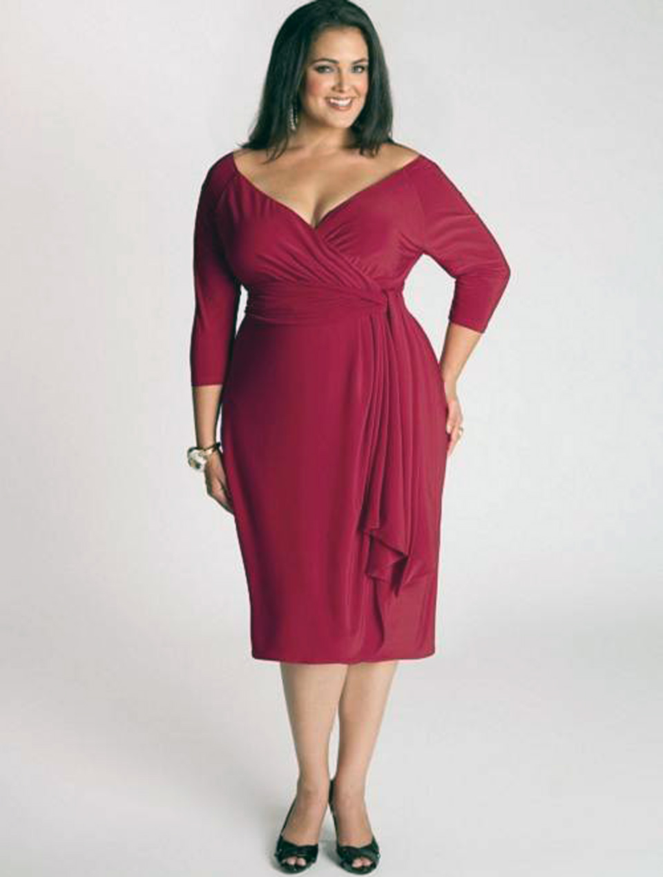 cocktail dresses plus size women macys - inofashionstyle