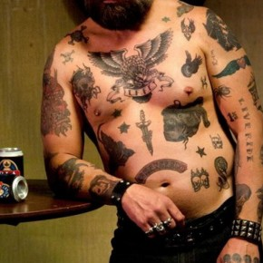 Cool And Handsome Temporary Tattoo Designs Pictures