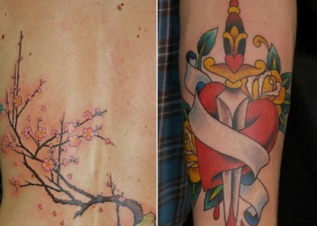 Cool Miami Ink Tattoos Designs