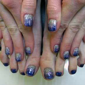 Cool Shellac Nail Designs Ideas Pictures