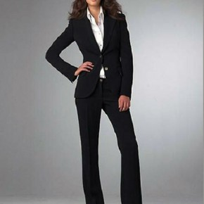 Corporate Attire For Women Black Pictures
