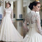 Corset Dress With Sleeves Images Pictures