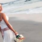 Corset Wedding Dresses Beach Best Pictures