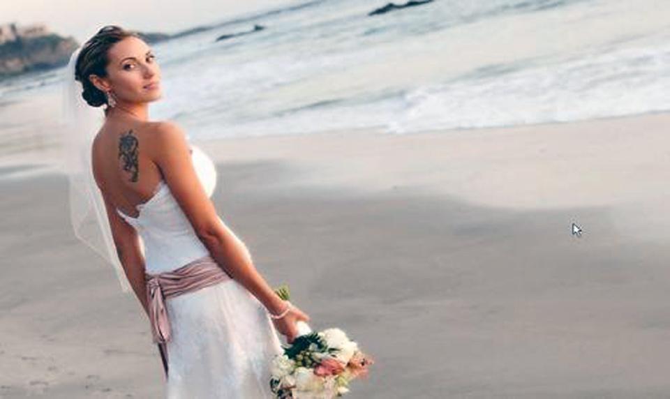 Corset Wedding Dresses Beach Best