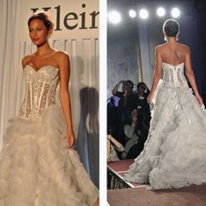 Corset Wedding Dresses Bling 2013 Pictures