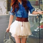 Country Style Dresses For Girls Pictures