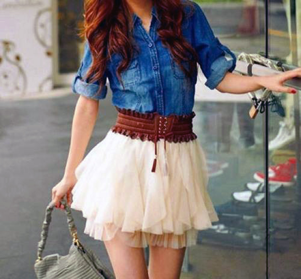 Country Style Dresses For Girls