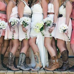 Country Themed Wedding Bridesmaid Dresses Best Pictures