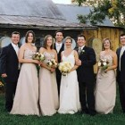 Country Wedding Bridesmaid Dress Ideas Designs Pictures