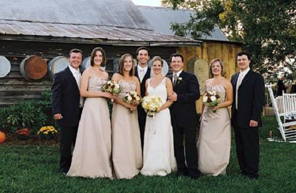 Country Wedding Bridesmaid Dress Ideas Designs