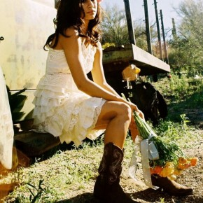 Country Wedding Dresses, A Country Western Wedding