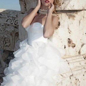 Couture Wedding Dresses, 2013 Wedding Dresses and Trends: Dany Mizrachi Couture Wedding