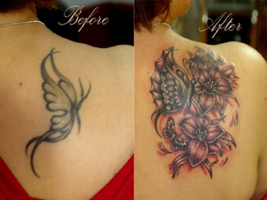 Covering Tattoos Designs For Back Pictures