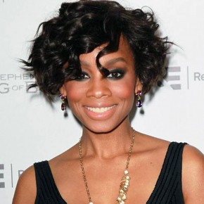 Curly Updos For Black Women Ideas Pictures