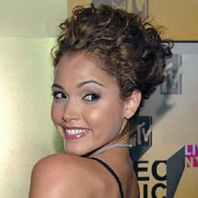 Curly Updos For Black Women Photos Pictures