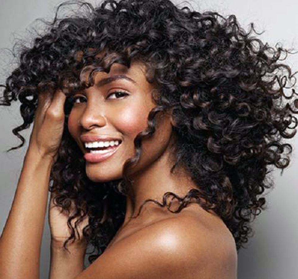 Curly Weaves For Black Women Best Pictures : Fashion Gallery