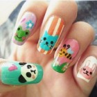 Cute Animal Nail Designs Easy Pictures