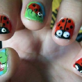 Cute Animal Nail Designs Models Pictures