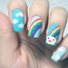 Cute Easy Nail Designs For Kids Pictures