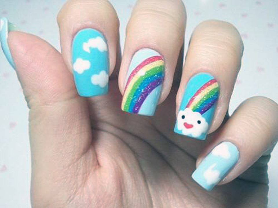 Cute Easy Nail Designs For Kids , Inofashionstyle.com