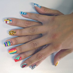 Cute Nail Designs For Short Nails Pictures