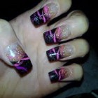 Cute Nail Designs With Bows Pictures